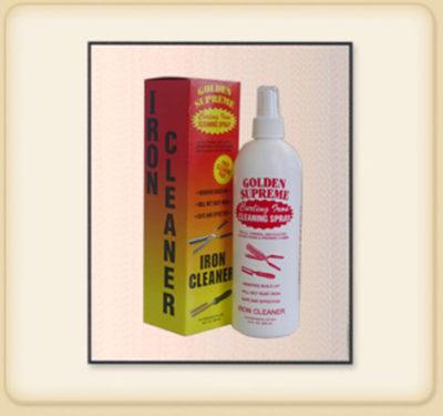 Golden Supreme Iron Cleaner Spray 16 oz
