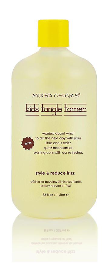 Kid's Tangle-Tamer Refill 33 fl oz / 1 liter by Mixed Chicks