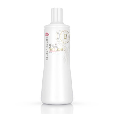 Blondor Freelights Developer 30 volume By Wella