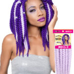 Rast A fri 3D Box Braid Crochet By Golden State Imports GSI