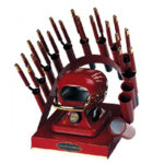 Rainbow Collection Stand Stove Irons Golden Supreme