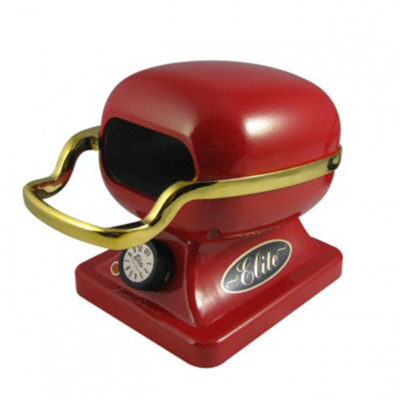 Elite Deluxe Stove Rainbow Collection Red Stove