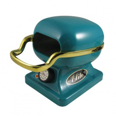Elite Deluxe Stove Rainbow Collection Teal Stove