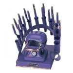 Rainbow Collection Stand Stove Irons