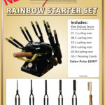 Rainbow Starter Kit By Golden Supreme