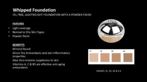TIGI Cosmetics foundation
