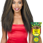 "Rasta A fri Braiding Hair Bulk ""N"" Braid Tiara II By Golden State Imports GSI"