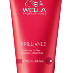 Wella Professionals Brilliance Conditioner for Fine to Normal, Color-Treated Hair By Wella