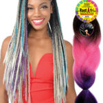 Rasta A fri Braiding Hair Highlight Jumbo Braid By Golden State Imports GSI