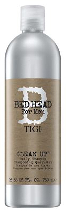 Bed Head For Men Clean Up Daily Shampoo By TIGI