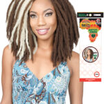"Rast A fri Natty Dread 12"" Crochet Braid By Golden State Imports GSI"