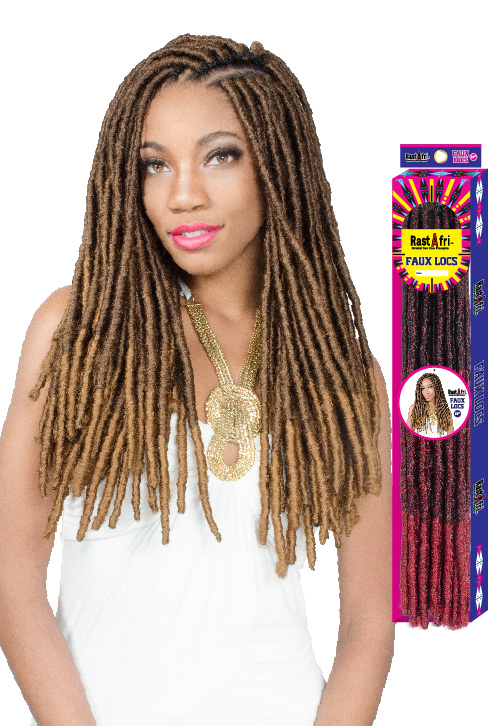 Rast A Fri Faux Locs Braid Crochet By Golden State Imports Gsi All