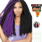 "Rast A fri Natty Dread 20"" Crochet Braid By Golden State Imports GSI"