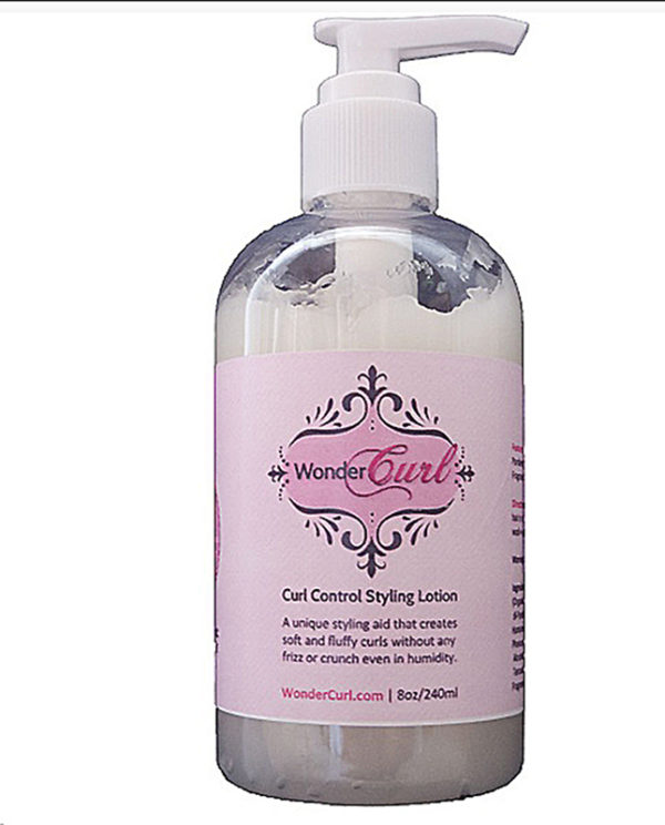 Curl Control Styling Lotion By Wonder Curl