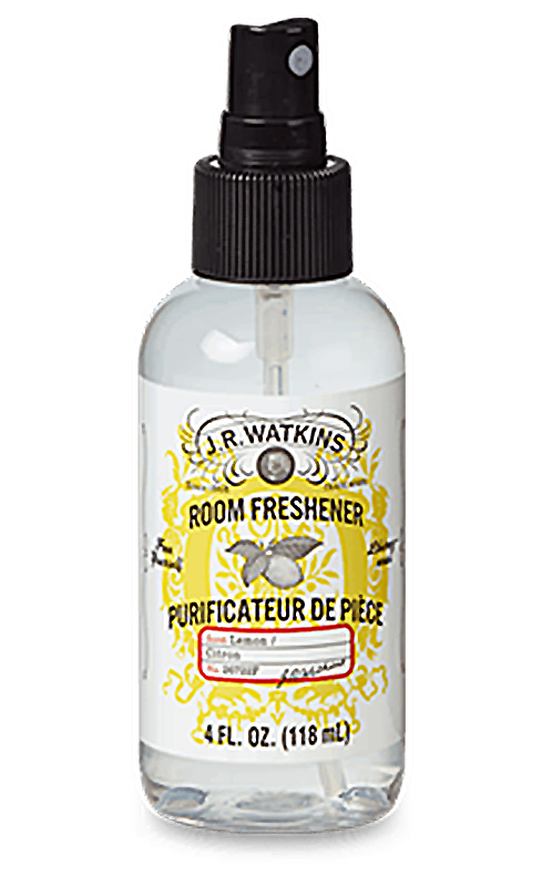 Room Freshener – Lemon 4 fl oz By J.R. Watkins