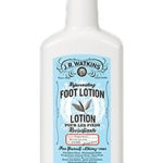 Rejuvenating Foot Lotion 11 fl oz By J. R. Watkins