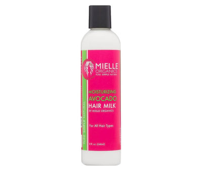 Avocado Moisturizing Hair Milk 8 oz By Mielle Organics