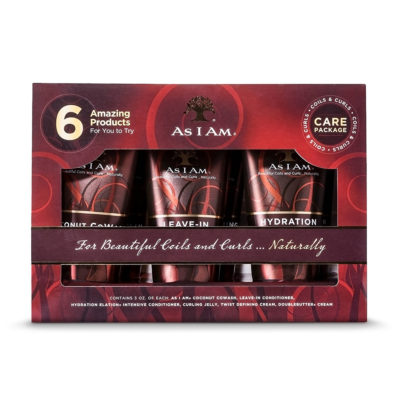 Coils & Curls Care Travel Pack By As I Am
