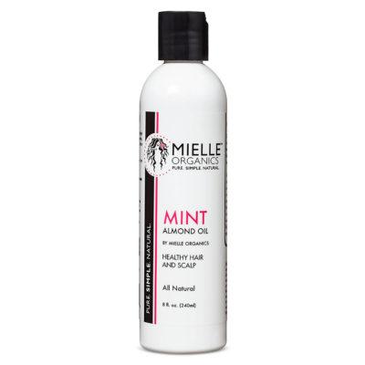 Mint Almond Oil 8 oz By Mielle Organics
