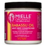 Babassu Oil Mint Deep Conditioner