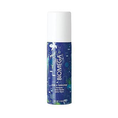 Biomega Firm & Fabulous Hairspray 1.7 fl oz By Aquage
