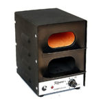 K-75 Big Mouth 2 Hole Thermal Stove By Kizure Thermal Iron Works